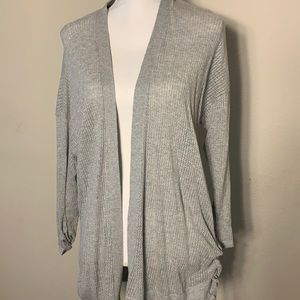 Vince Camuto Open Weave Cardigan